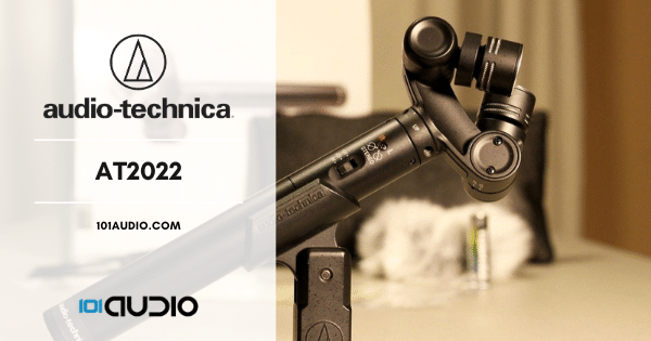 Audio-Technica - AT2022 Stereo Mic