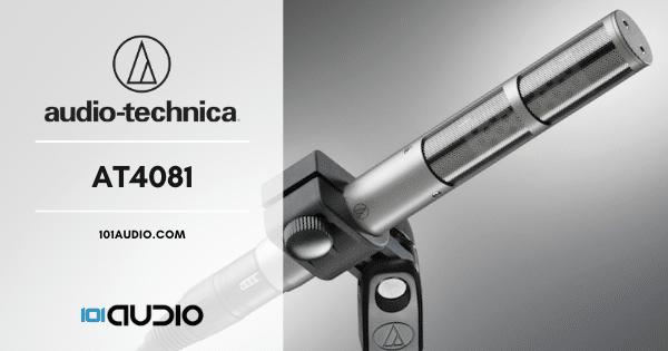 Audio Technica AT4081 Ribbon Mic