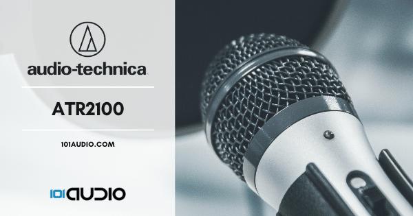 Audio-Technica - ATR2100 Dynamic Microphone