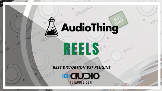 Audiothing- Reels tape emulation plugin