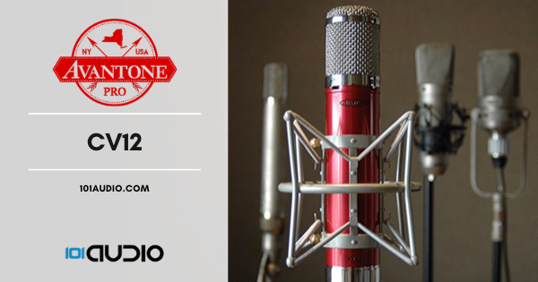 Avantone Audio CV12 Condenser Microphone