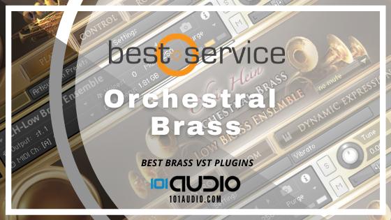 Best Service - Orchestral Brass Plugin