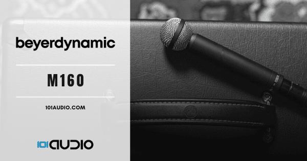 Beyerdynamic - M160 Ribbon Microphone
