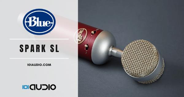 Blue - Spark SL Condenser Microphone