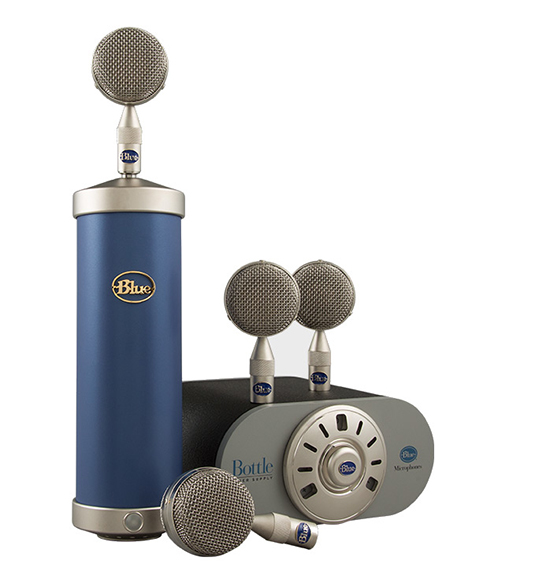 Bottle Condenser Mic by Blue