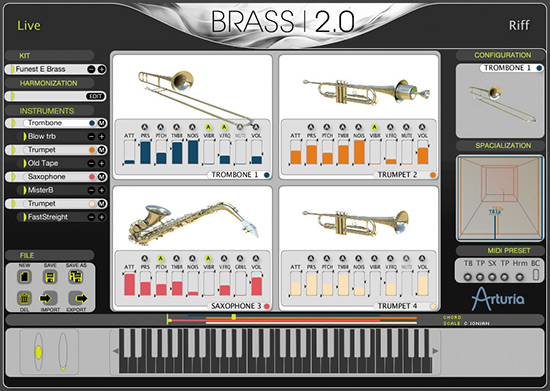 Brass 2.0