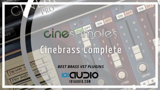 Cinesamples - Cinebrass Complete Plugins