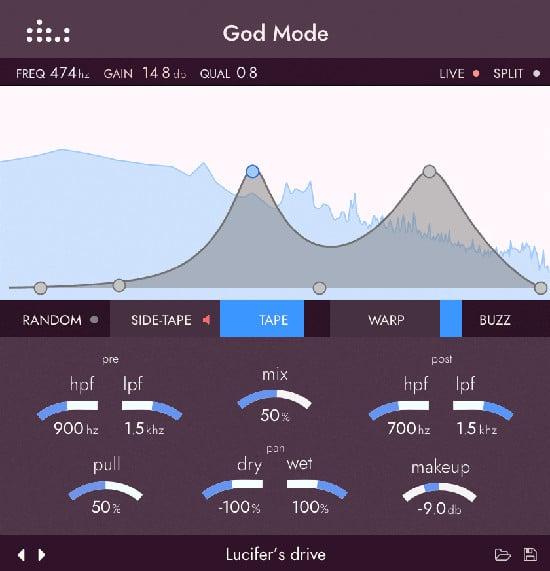 Denise - God Mode
