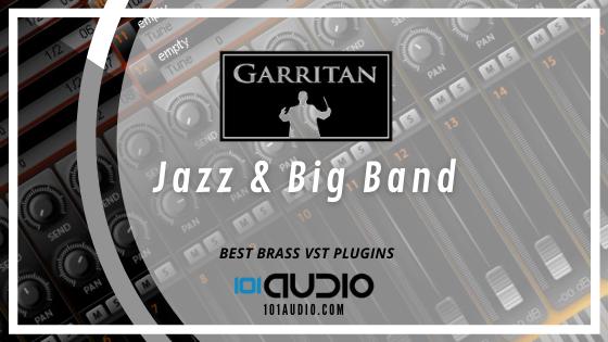 Garritan - Jazz and Big Band 3 Plugin