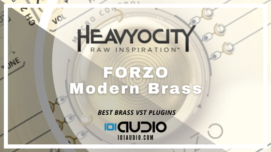 Heavyocity - Forzo Modern Brass Plugin
