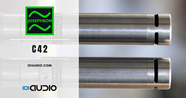 Josephson - C42 Stereo Microphone