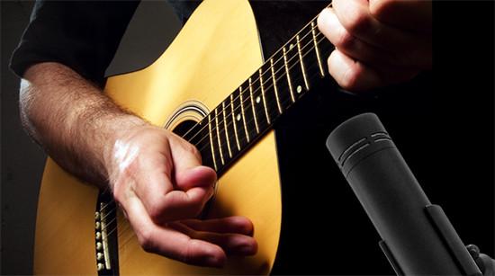 KM184 MT Mic Recording Guitar