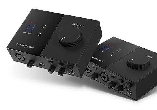 Komplete Audio 2 Design