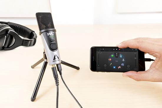 MiC+ USB Microphone
