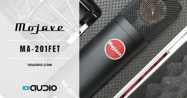 Mojave Audio - MA-201fet Mic for Electric Guitar