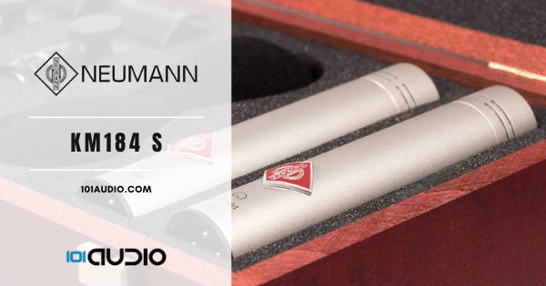 Neumann - KM184 Stereo Mic Set
