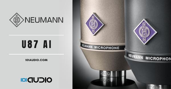 Neumann - U87 Ai Condenser Mic
