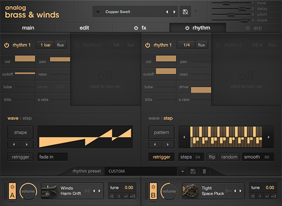 Output-Analog-Brass-Winds