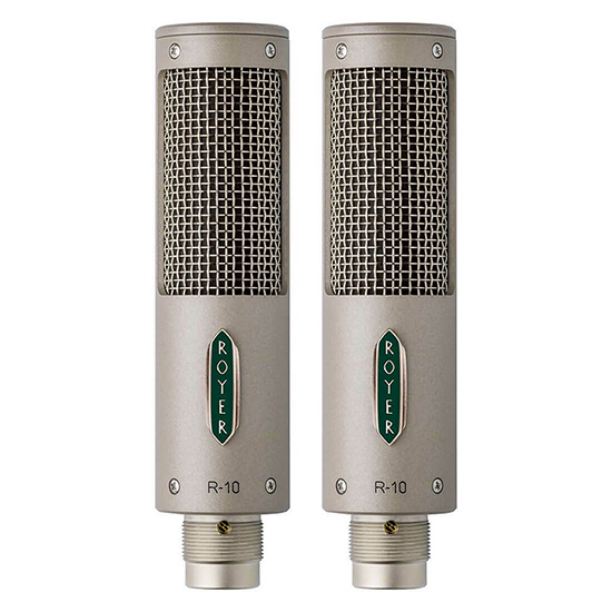 R-10 Ribbon Mic by Royer Labs