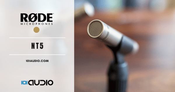 Rode - NT5 Stereo Mic