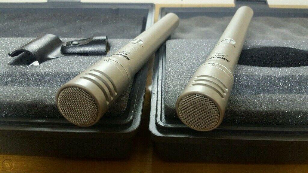 SM81 Pair Stereo Mic