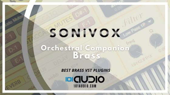 SONiVOX Orchestral Companion – Brass Plugin