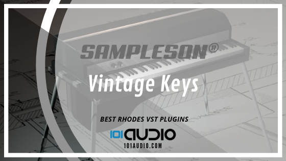 Sampleson Vintage Keys Bundle