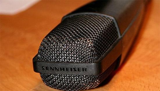Sennheiser-Md-421-II Dynamic Mic