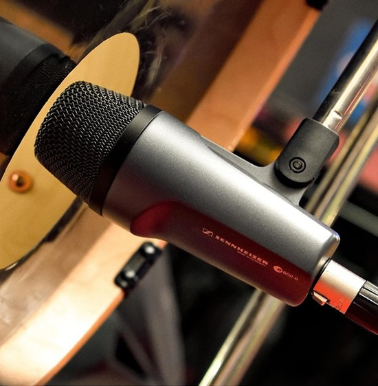 Sennheiser e602 II Bass Kick Drum Mic