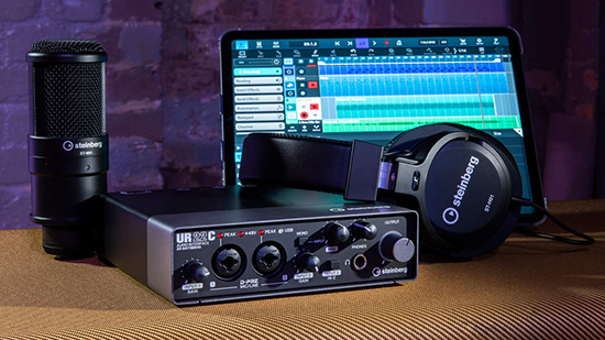 Steinberg UR22C for producers