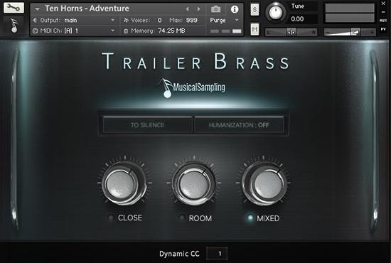 Trailer Brass
