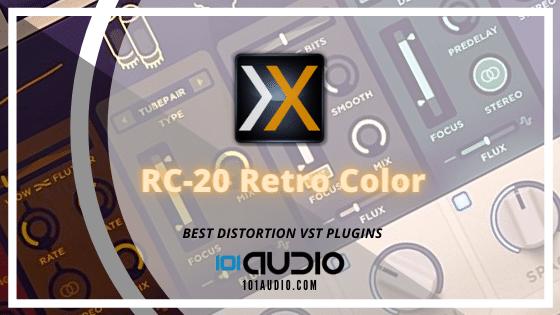 XLN Audio RC-20 Distortion Plugin