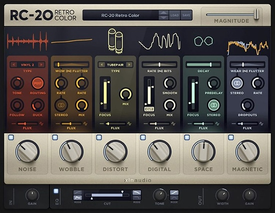 XLN-Audio RC20