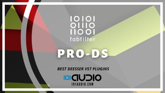 Fabfilter Pro-DS DeEsser VST Plugin