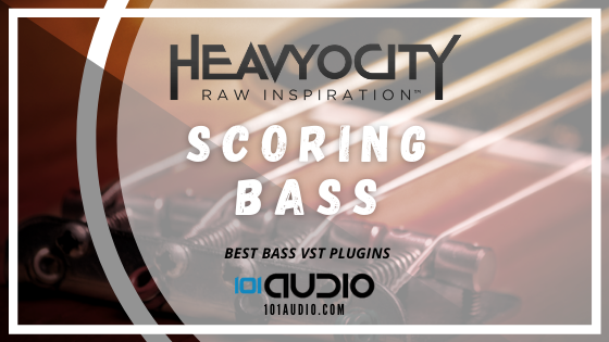 Heavyocity - Scoring Bass Plugin