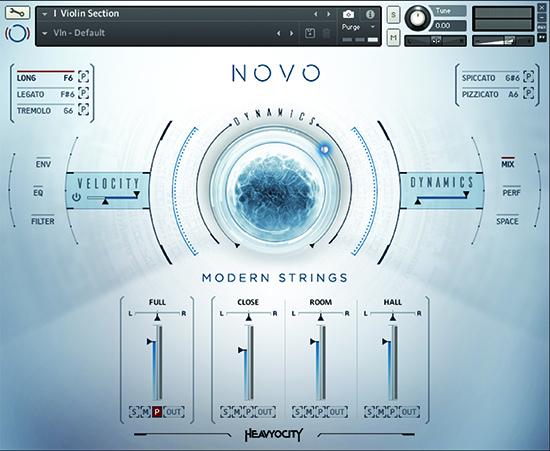 NOVO Modern Strings