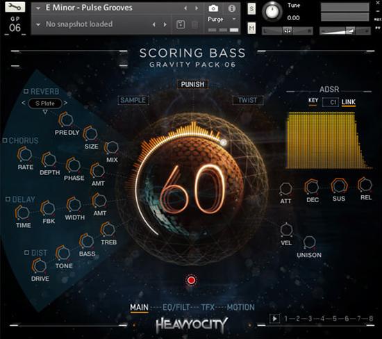 Scoring Bass