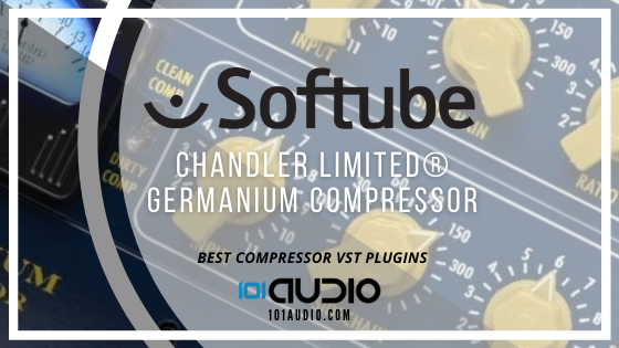Softube Chandler Limited Germanium Drum Compressor Plugin