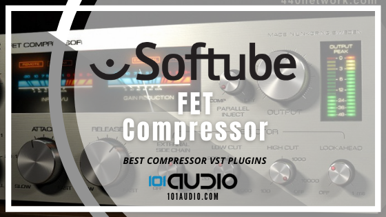 Softube FET Compressor
