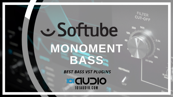 Softube - Monoment Bass Plugin