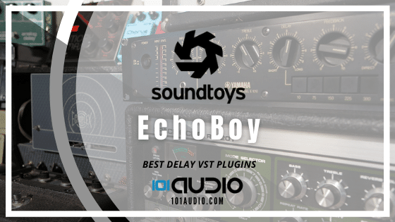 Soundtoys - EchoBoy