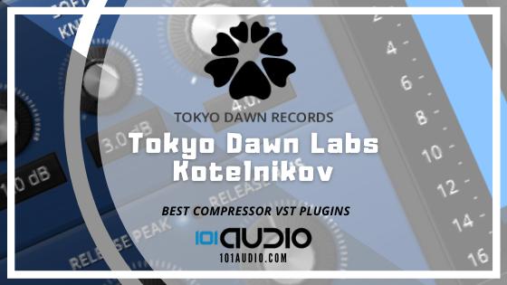 Tokyo Dawn Labs - Kotelnikov Mastering Compressor Plugin