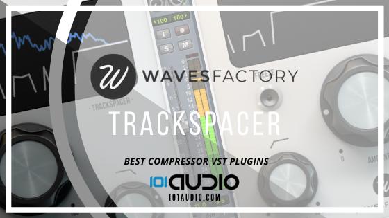 Wavesfactory Trackspacer Sidechain Compressor Plugin